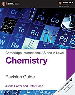 CIE AS & A Level Chemistry 9701 - Smart Notes Online